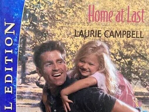 cover of Home at Last