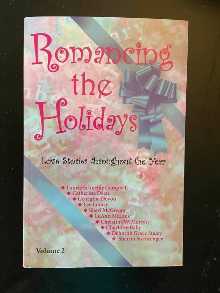 cover of Romancing the Holidays